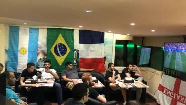 World Cup Spirit 2018 at Ground Zero